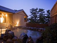 海音の森 露天風呂