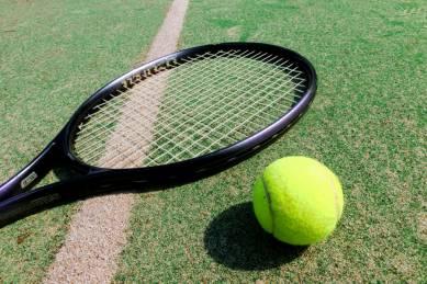 サントピアマリーナ・テニスコート
