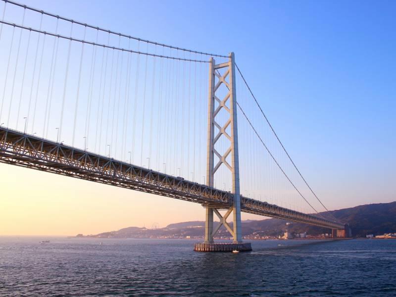 明石海峡大橋の通行料が大幅に値下げ