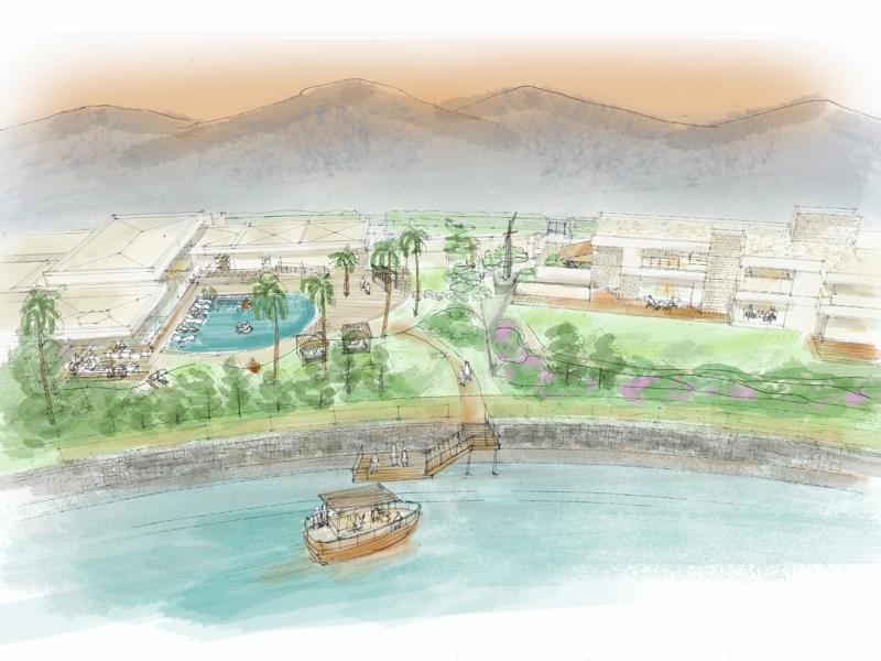 【2019年12月24日開業予定】新たな宿泊施設「海のホテル島花 レジデンスヴィラ」が誕生いたします
