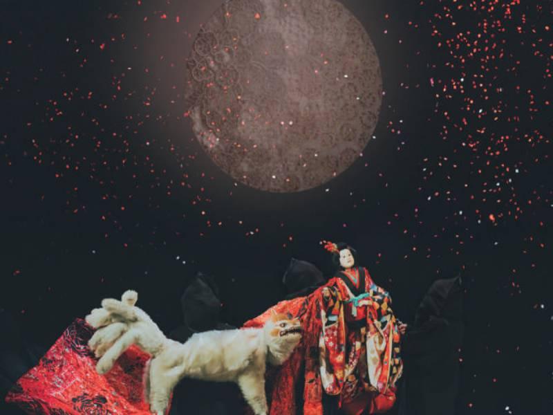 """淡路人形座で清川あさみさんプロデュースの新演目・第二弾""""淡路人形座 ええとこどり 或る夜の段""""が上演"""
