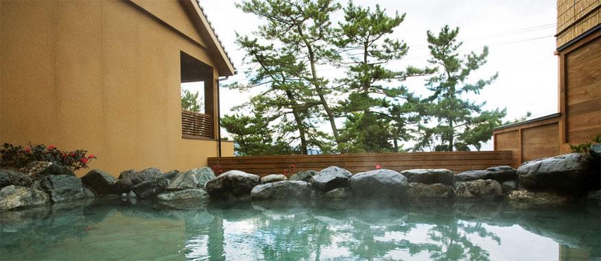 白砂の湯(露天風呂付)